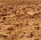 Bụi trên sao Hỏa rất có hại với con người