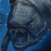 Cá Dunkleosteus: