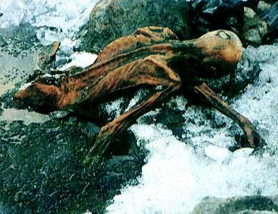 Các bí ẩn xung quanh cái chết của người băng Oetzi