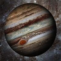 Các đám mây gần sao Mộc có thể duy trì sự sống