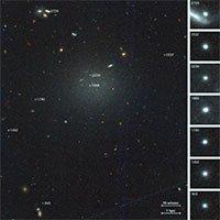 Các nhà khoa học choáng khi phát hiện thiên hà thứ hai không có vật chất tối
