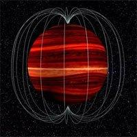 Các nhà khoa học đo được gió thổi 2.400km/h trên ngôi sao lùn nâu