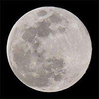 Các nhà khoa học phát hiện: Mặt Trăng đang co lại