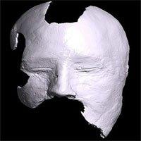 Các nhà khoa học tái hiện gương mặt phía sau mặt nạ 1.700 năm