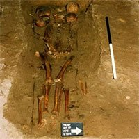 Các nhà khoa học xác định chủ nhân ngôi mộ