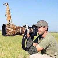 Các nhà làm phim giữ an toàn khi ghi hình động vật hoang dã như thế nào (Phần 1)?