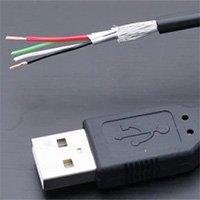Các nhà nghiên cứu dùng nhựa polymer thay thế sợi đồng bên trong cáp USB, giúp tăng tốc độ lên nhiều lần