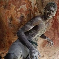 Các tổ ong bắp cày giúp xác định niên đại của các bức tranh đá trong hang động ở Úc