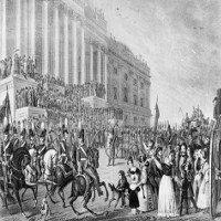 Các tổng thống Mỹ làm gì sau khi tuyên thệ nhậm chức?
