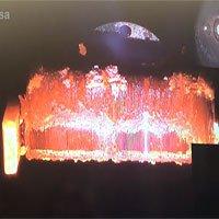 Các vệ tinh tan chảy trong bầu khí quyển Trái đất như thế nào?