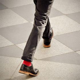 Cách đi bộ tác động đến tâm lý người