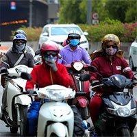 Cách đối phó với nắng nóng cực độ ở Sài Gòn