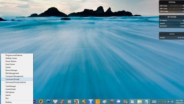Cách lấy báo cáo tình trạng pin trên Windows 8 và Windows 10