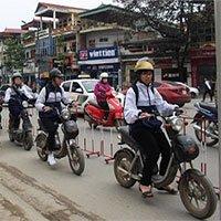 Cách sử dụng xe đạp điện an toàn