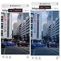 Cách tải ảnh Instagram về iPhone không cần phần mềm