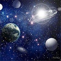 Cái gì nằm ngoài biên giới của vũ trụ?