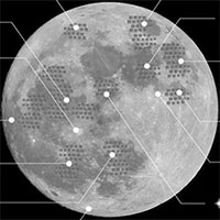 Cần bao nhiêu tiền để có thể mua đất và xây nhà trên Mặt trăng?