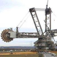 Cận cảnh 'siêu quái vật' đào đất lớn nhất thế giới, có khối lượng lên tới 13.500 tấn
