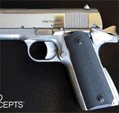 Cận cảnh khẩu súng