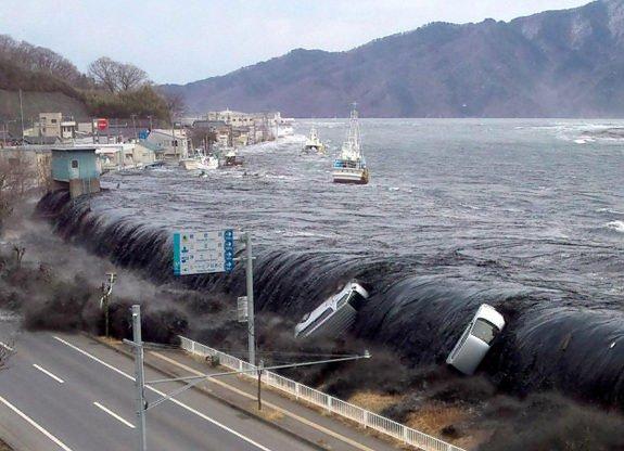 Cảnh báo sóng thần chính xác nhờ tàu biển