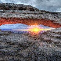 Cảnh sắc thiên nhiên đẹp hút hồn ở nước Mỹ