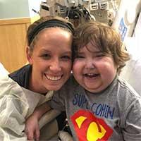 Cậu bé 6 tuổi mắc phải căn bệnh chưa từng có trong y học