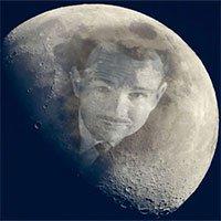 Câu chuyện cảm động về người đầu tiên của nhân loại vĩnh viễn an nghỉ trên Mặt trăng
