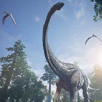 Cấu trúc đốt sống đặt biệt giúp khủng long nâng đỡ trọng lượng cơ thể