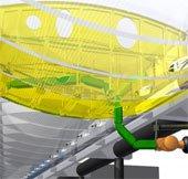 Chế tạo robot rắn hỗ trợ lắp ráp cánh máy bay thay cho con người