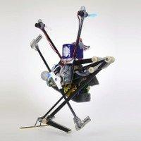 Chế tạo thành công robot tí hon có thể nhảy gấp 10 lần chiều cao cơ thể