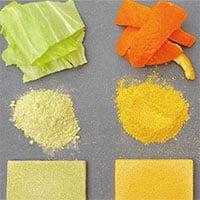Chế tạo thành công vật liệu xây dựng ăn được làm từ rác thải thực phẩm