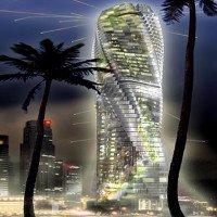 Chỉ trong 3 năm nữa, Dubai sẽ có tòa nhà xoay 360 độ đầu tiên trên thế giới