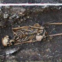 Chiếc chân giả bằng gỗ niên đại 1.500 năm cổ nhất châu Âu