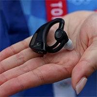 Chiếc tai nghe giúp chống sốc nhiệt tại Olympic Tokyo 2020