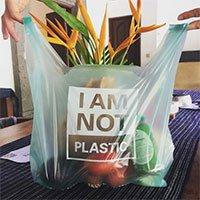 Chiếc túi này chính là thứ sẽ thay đổi toàn bộ cuộc chiến chống nhựa trên toàn thế giới
