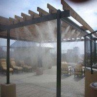 Chiêu chống nóng cho nhà mái tôn bị nắng hè hun đốt