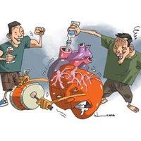 Chiêu giải độc sau khi uống rượu bia