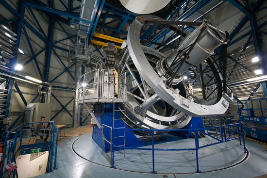 Chile - thiên đường của các nhà thiên văn học