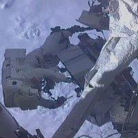 Chuẩn bị ghi hình ngoài vũ trụ, phi hành gia phát hiện quên thẻ nhớ