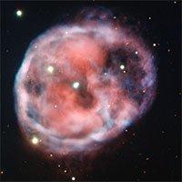 Chụp được hình tinh vân đầu lâu cách Trái đất 1.600 năm ánh sáng