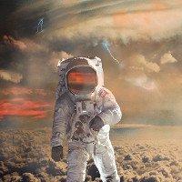 Chuyện gì sẽ xảy ra nếu bạn bước đi trên bề mặt sao Mộc?
