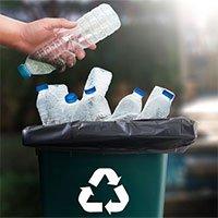Chuyện gì sẽ xảy ra với một chai nhựa sau khi bị vứt vào thùng rác?