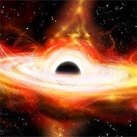 Chuyện gì xảy ra nếu siêu hố đen J2157