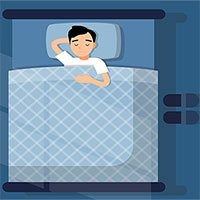 Có bao giờ bạn nghĩ: Ngủ là lãng phí?