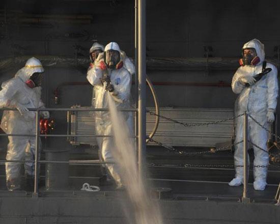 Có dấu hiệu phân rã hạt nhân tại nhà máy điện Nhật Bản