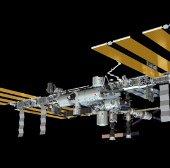 Có thể trồng rau sạch trên trạm ISS