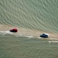 Con đường chìm dưới mặt nước 2 lần mỗi ngày