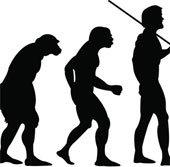 Con người vẫn chưa thực sự tiến hoá tới
