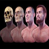 Công nghệ 3D hé lộ gương mặt