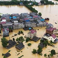Công nghệ giúp Trung Quốc đối phó thiên tai mùa lũ